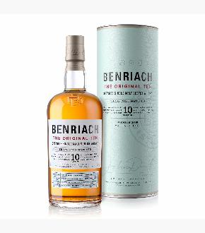 BenRiach 10 Year Old Single Malt Scotch Whisky