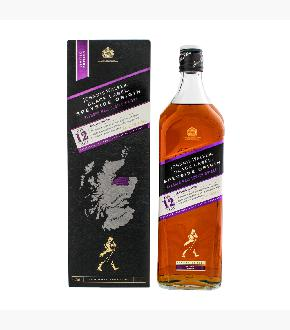 Johnnie Walker Black Label 12 Speyside Origin
