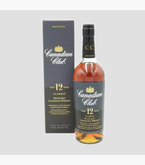 Canadian Club 12
