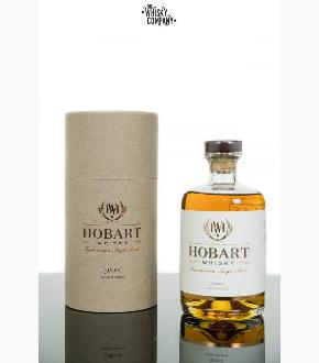 Hobart Whisky Batch No. 18-001 First Release Australian Single Malt Whisky (500ml)