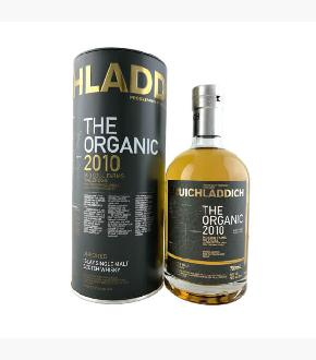 Bruichladdich 2010 The Organic