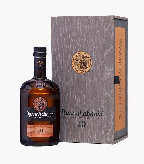 Bunnahabhain 40 Year Old Cask Strength Single Malt Scotch Whisky