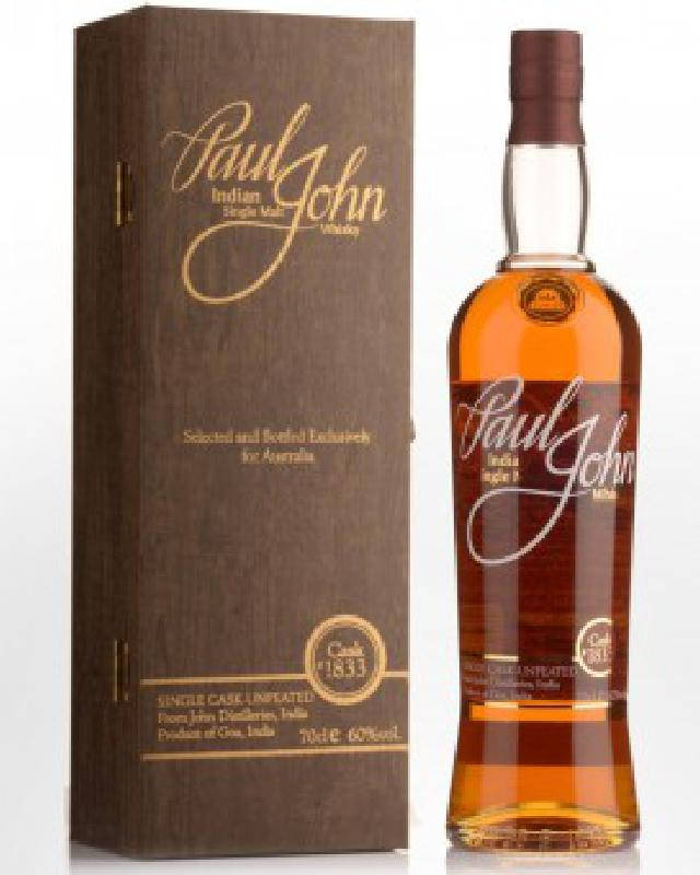Paul John Single Cask #1833 Australian Exclusive