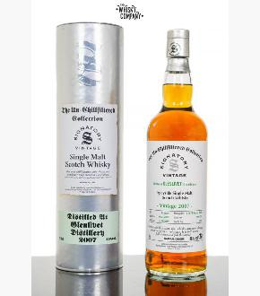 Signatory Vintage 2007 Glenlivet 12 Year Old Single Cask #900279 Single Malt Scotch Whisky