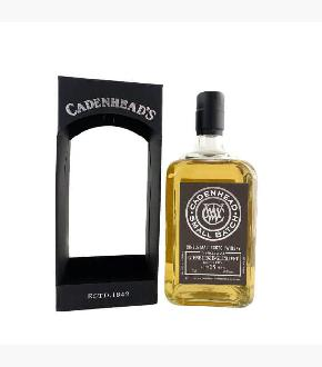 Cadenhead's 2004 Glenburgie 15 Single Malt Scotch Whisky