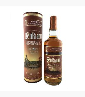 BenRiach 21 Tawny Port Cask Finish