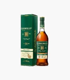 Glenmorangie 14 Year Old Quinta Ruban Single Malt Scotch Whisky