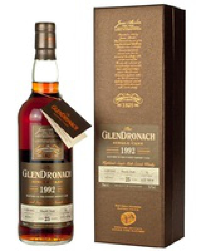 GlenDronach 1992 Single Cask #52 25 Cask Strength