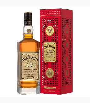 Jack Daniel's No. 27 Gold Maple Wood Finish Year Of The Ox