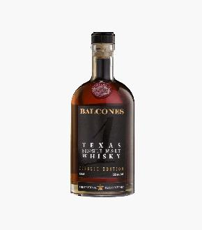 Balcones Texas Single Malt Whisky Classic Edition American Single Malt Whiskey