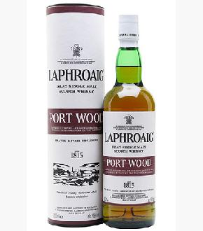 Laphroaig Port Wood Single Malt Scotch Whisky