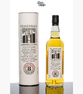 Kilkerran 8 Year Old Cask Strength Single Malt Scotch Whisky