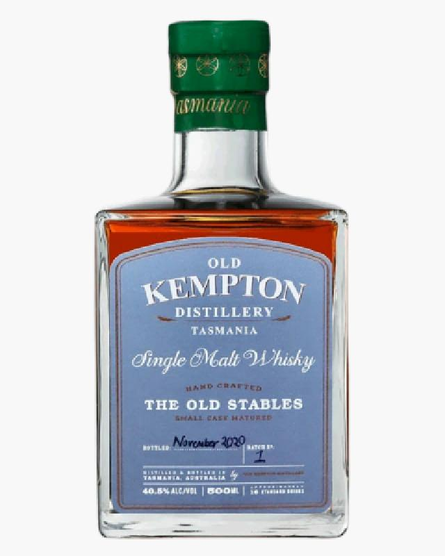 Old Kempton Distillery The Old Stables Australian Single Malt Whisky (500ml)