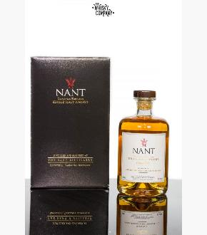 Nant Bourbon Wood Cask Strength (500ml)