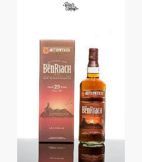 BenRiach 25 Authenticus Peated Malt