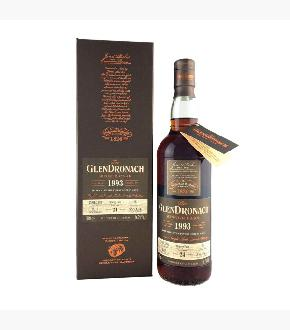 GlenDronach 1993 Single Cask #55 Sherry Butt 24 Cask Strength