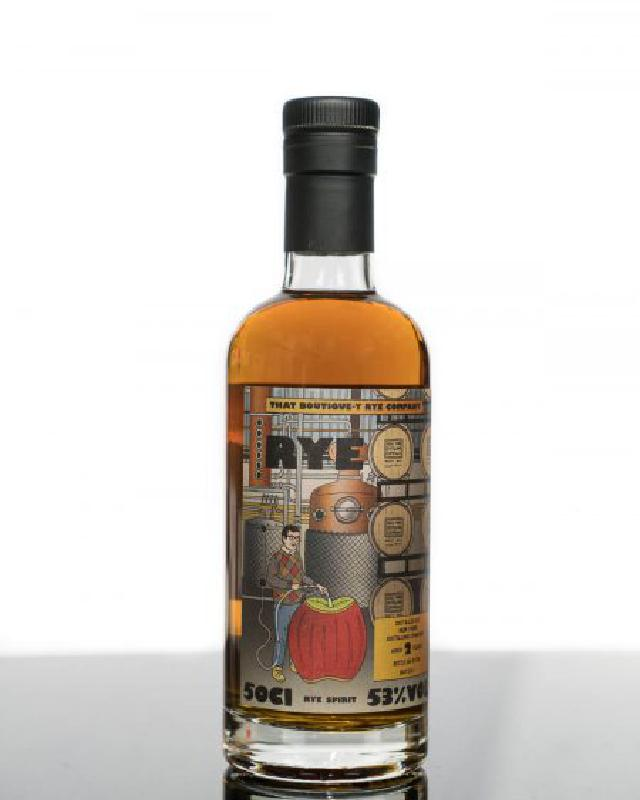 That Boutique-y Whisky Company New York Distilling Company Rye (500ml)
