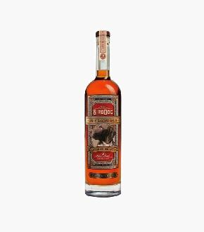 Bird Dog 10 Year Old Bourbon Whiskey