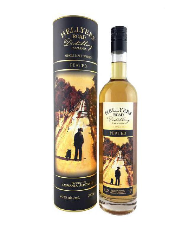 Hellyers Road Peated Australian Single Malt Whisky