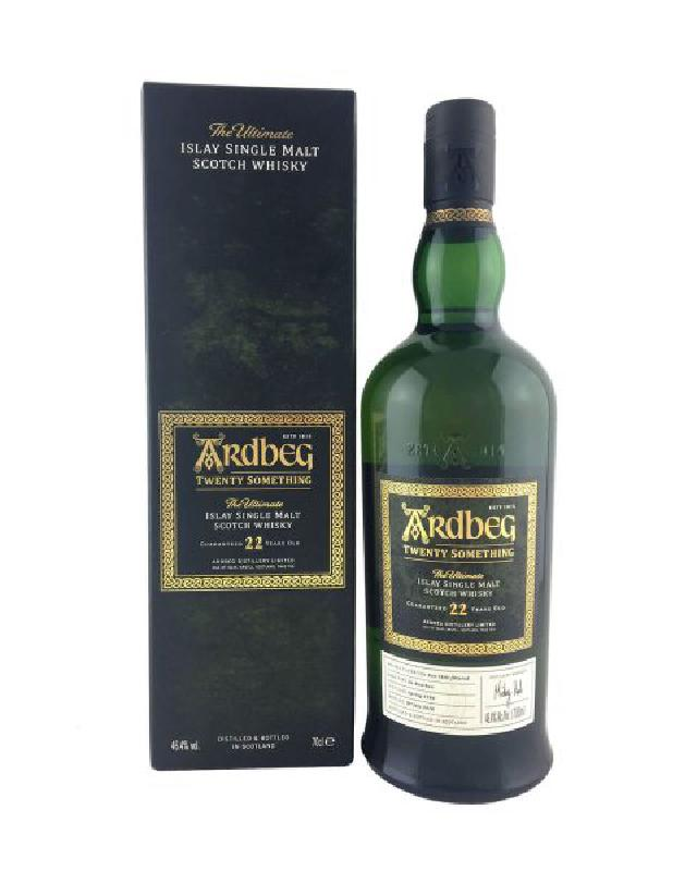 Ardbeg Twenty Something 22 Committee Release