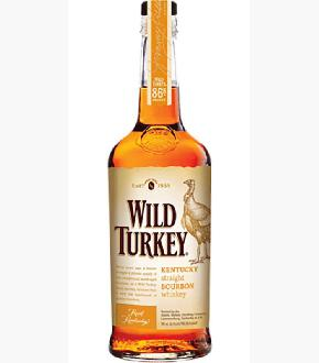 Wild Turkey Bourbon Whiskey (1000ml)