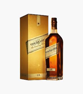 Johnnie Walker Gold Label 18 The Centenary Blend