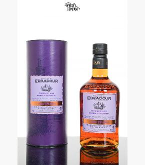 Edradour 1999 Bordeaux Cask Finish 19 Year Old Single Malt Scotch Whisky