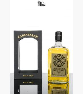 Cadenhead's 1985 Tomintoul-Glenlivet 30 Year Old Single Malt Scotch Whisky