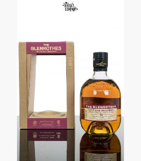 The Glenrothes 12 Vintage Reserve