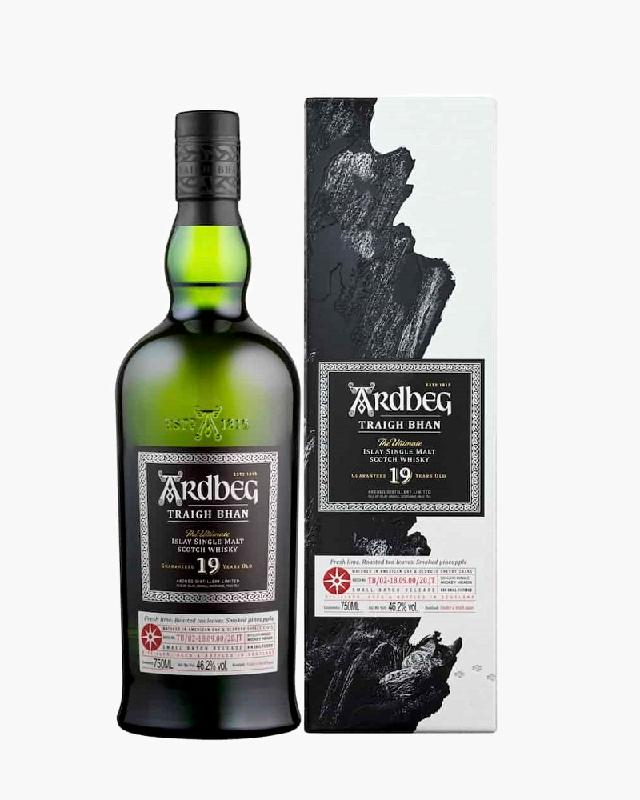 Ardbeg 19 Year Old Traigh Bhan Batch 2 Single Malt Scotch Whisky