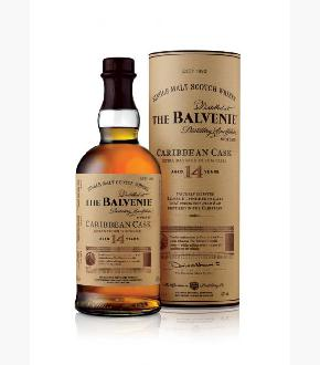 Balvenie 14 Year Old Caribbean Cask Single Malt Scotch Whisky