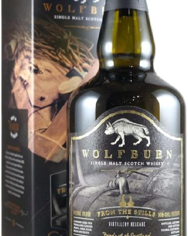 Wolfburn From The Stills Summer 2020 Release Single Malt Scotch Whisky