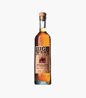 High West Rendezvous American Rye Whiskey