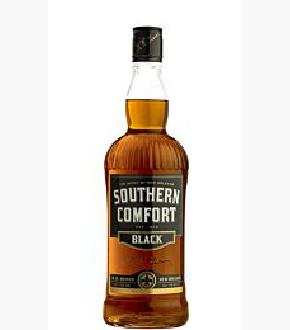 Southern Comfort Black Bourbon Whiskey