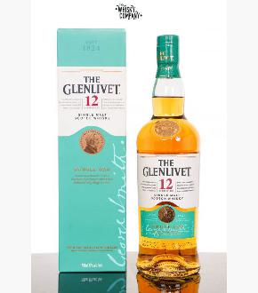 Glenlivet 12 Year Old Double Oak Single Malt Scotch Whisky