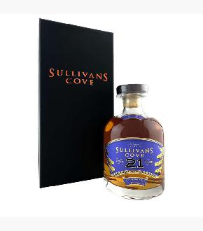 Sullivan's Cove 21 Year Old 25th Anniversary Special Edition
