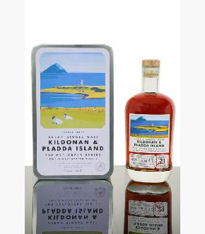 Arran 21 Year Old The Explorer Series Lochranza Castle Kildonan & Pladda Island Single Malt Scotch Whisky