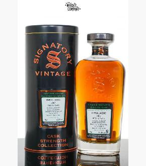 Signatory Vintage 2007 Glenallachie 12 Year Old Single Cask #900511 Single Malt Scotch Whisky
