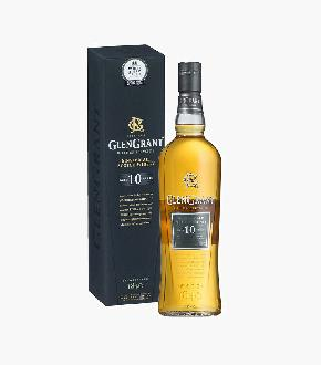Glen Grant 10 Year Old Single Malt Scotch Whisky