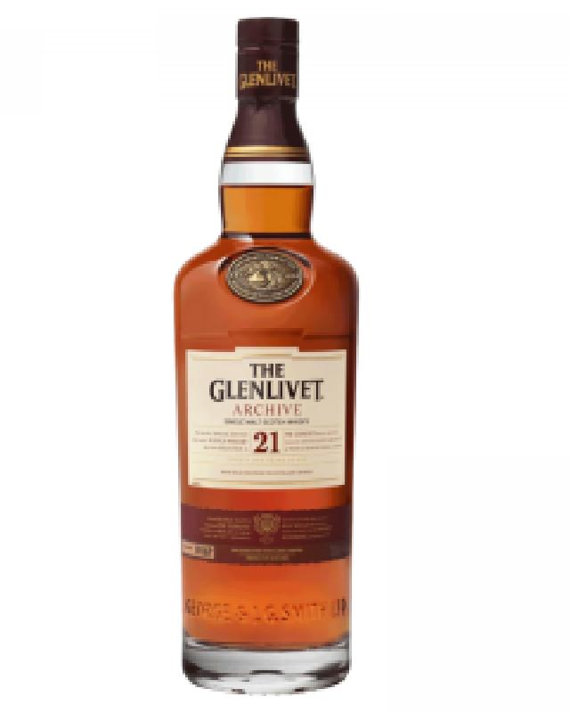 Glenlivet 21 Archive Distiller's Limited Edition