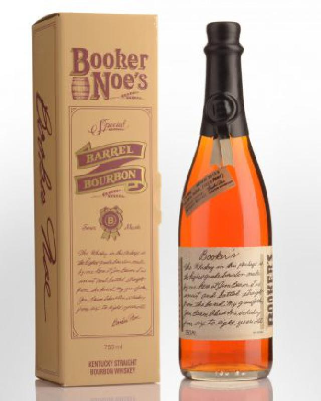 Booker's Bourbon Cask Strength (750ml)