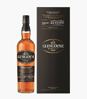Glengoyne 21 Year Old Single Malt Scotch Whisky