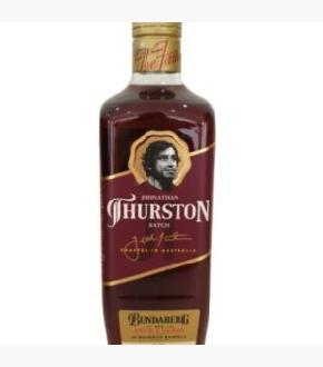 Bundaberg Johnathon Thurston Limited Edition Rum