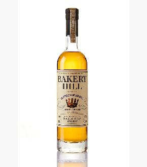 Bakery Hill Sovereign Smoke Defiantly Peated (500ml)