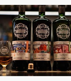 Whisky + Alement SMWS May Islay Festival Whisky Flight (3 x 30ml)