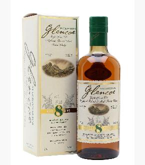 MacDonald's Glencoe 8 Year Old Blended Malt Scotch Whisky