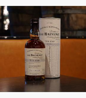 Balvenie Tun 1509 Batch No. 1 Single Malt Scotch Whisky