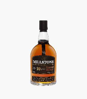 Millstone 10 Year Old French Oak Dutch Single Malt Whisky
