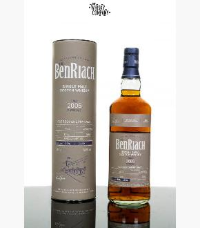 BenRiach 2005 Batch 15 Single Cask #5014 12