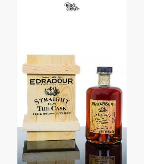 Edradour 2009 SFTC 10 Year Old Single Cask #372 Single Malt Scotch Whisky (500ml)